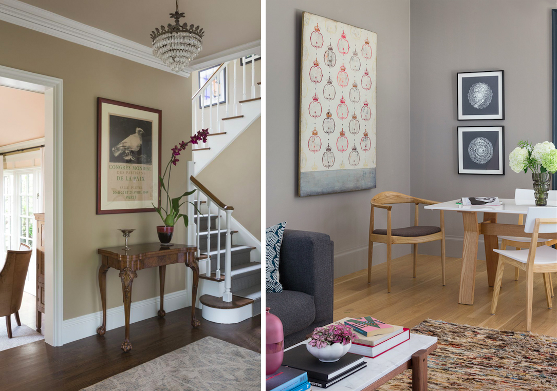 12 best beige paints curbed for Pictures of painted living rooms