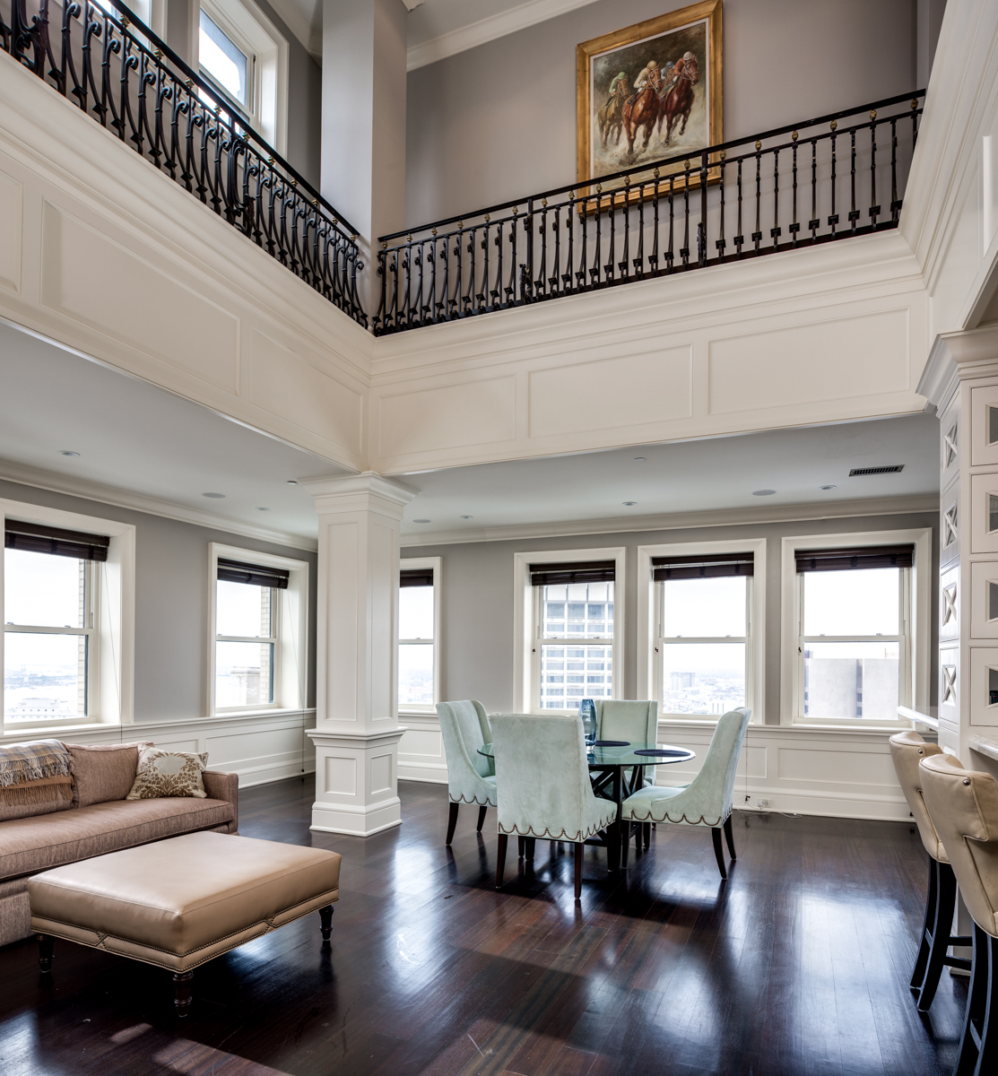 bonkers book cadillac penthouse lists for 2 5m curbed detroit. Black Bedroom Furniture Sets. Home Design Ideas
