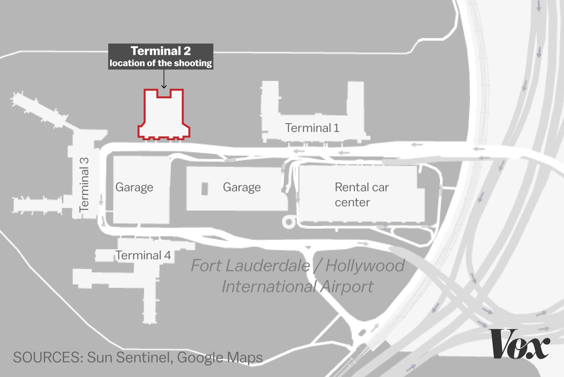 map of ft lauderdale airport with Ft Lauderdale Florida Airport Shooting on Fortlauderdalehotels in addition Fll Ftlauderdale further The Atlanta Ga Airport Built To Scale Huge besides Terminal Guide furthermore Cancun mexico airport terminal map.