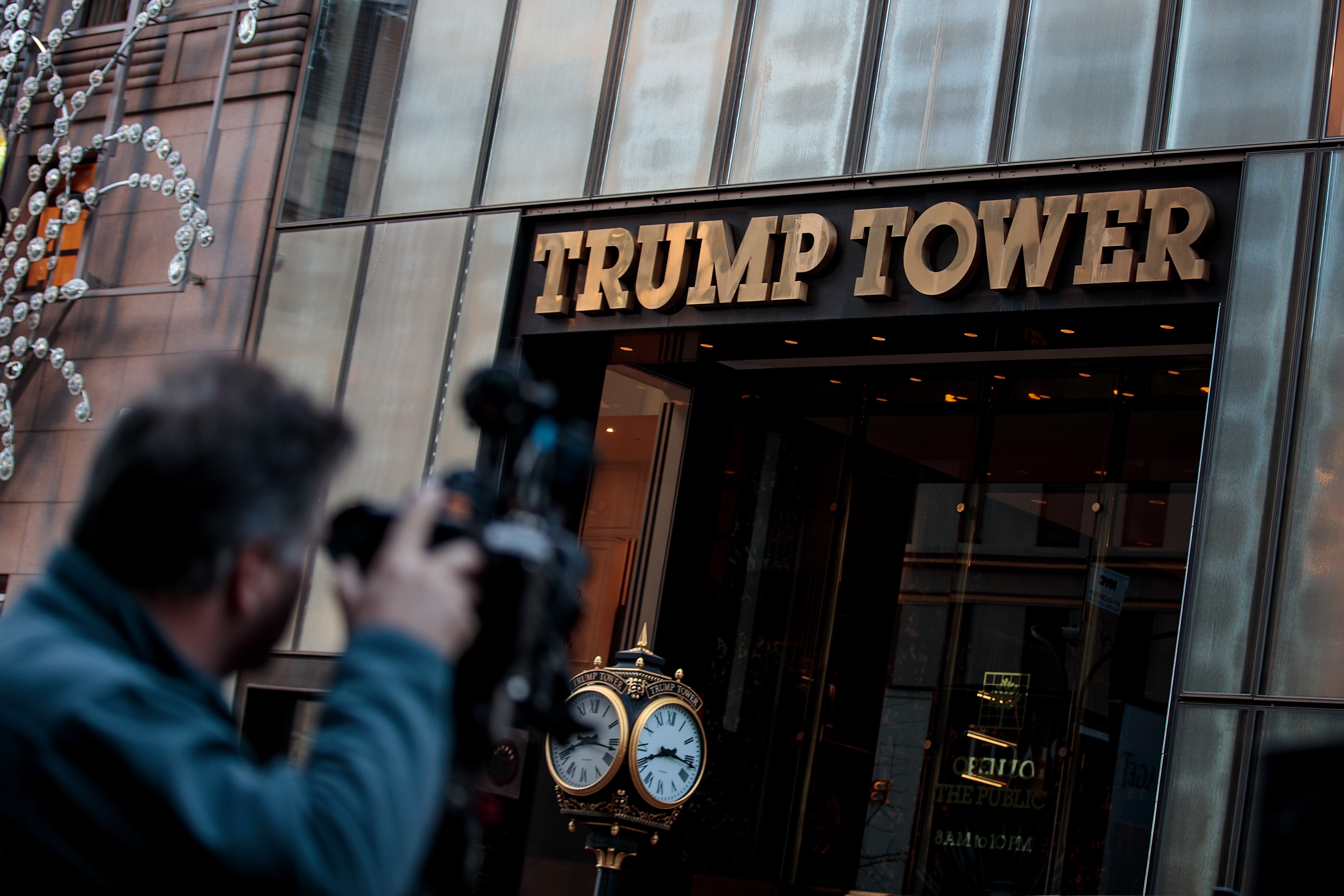 How Donald Trump will break from his business