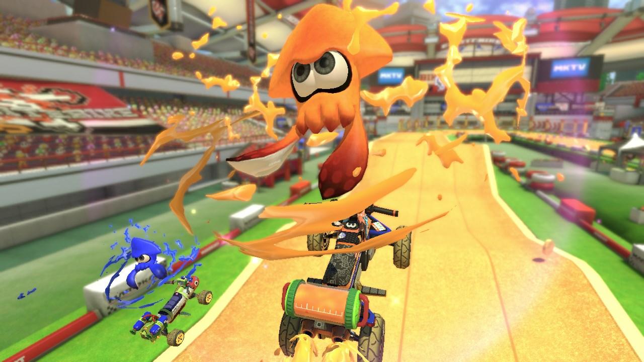 Mario Kart 8 Deluxe for Nintendo Switch confirmed - Polygon