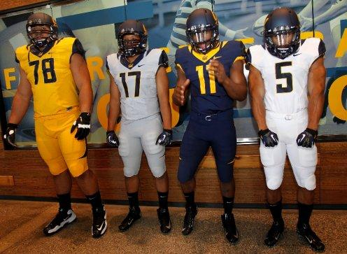 You Can Blame the Blue Pants! Cal Football Uniforms 2006-2016 ...