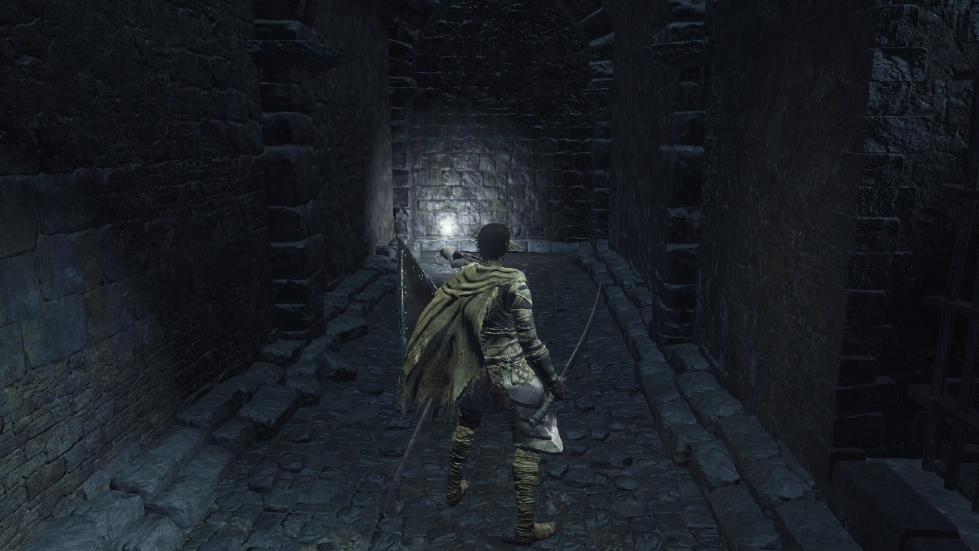 Jailer Key Ring Dark Souls