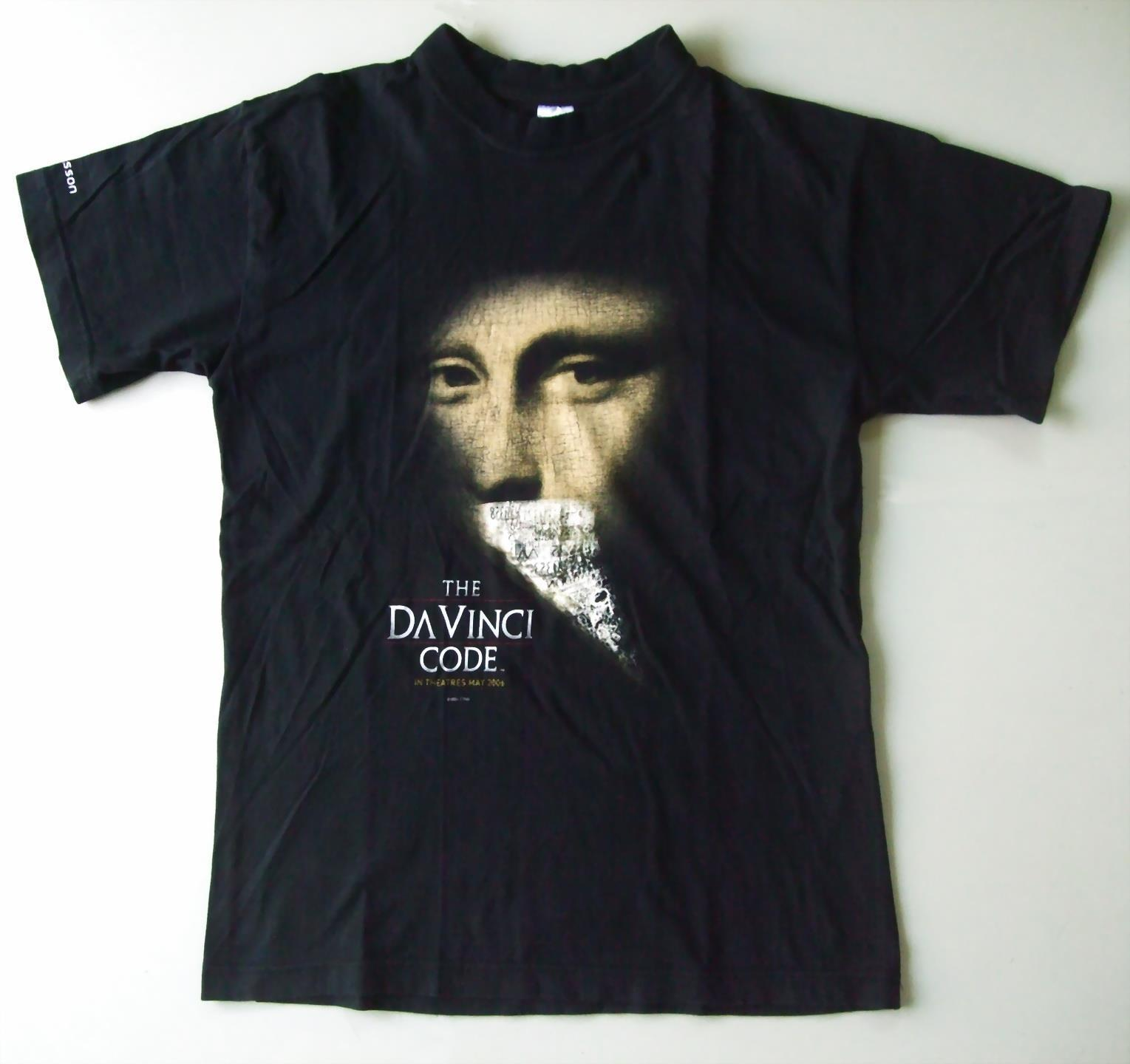 crappy brand t shirts to buy before they become fashion racked the da vinci code t shirt 0 99