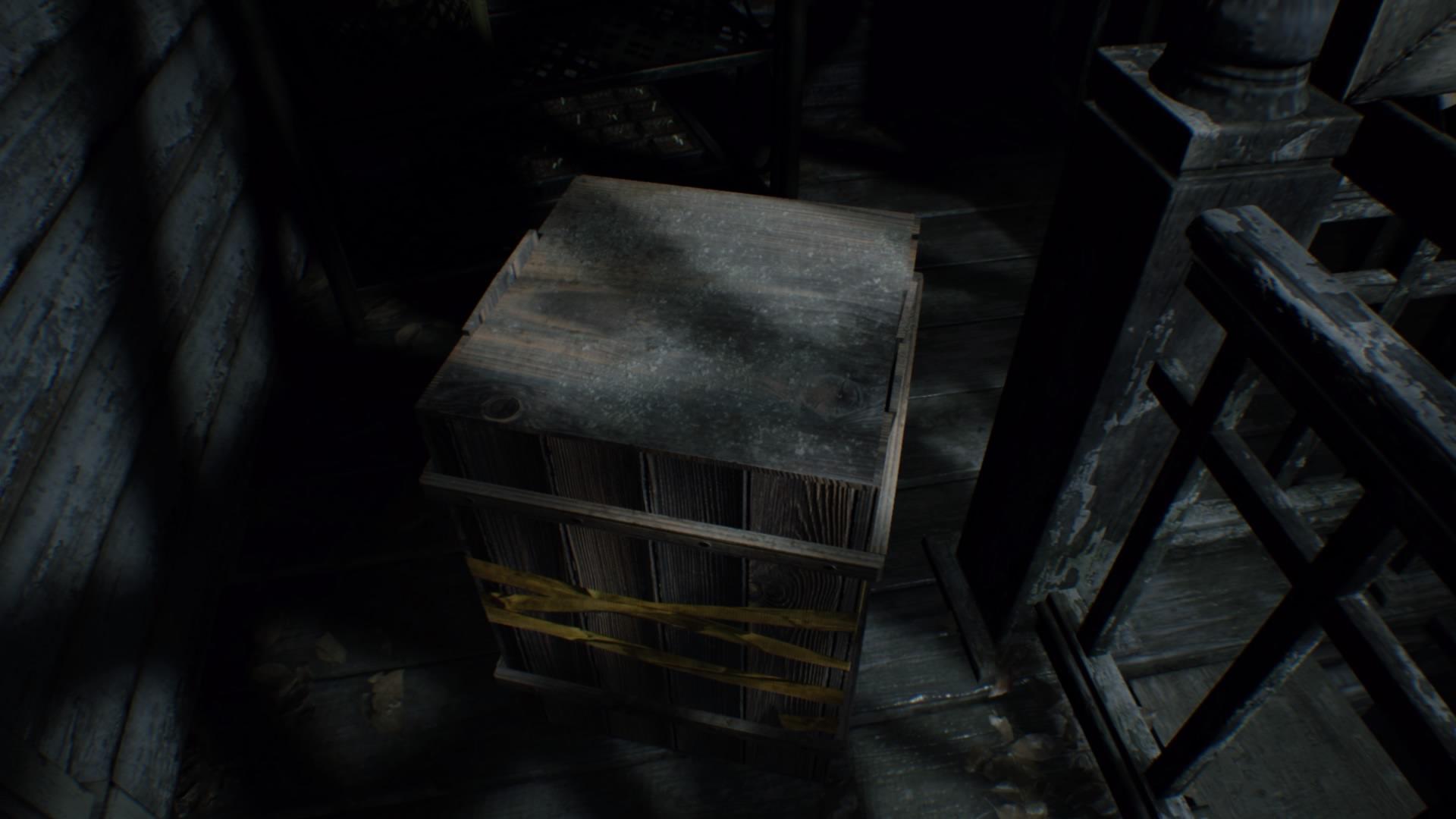 Resident Evil  Grandma S Room
