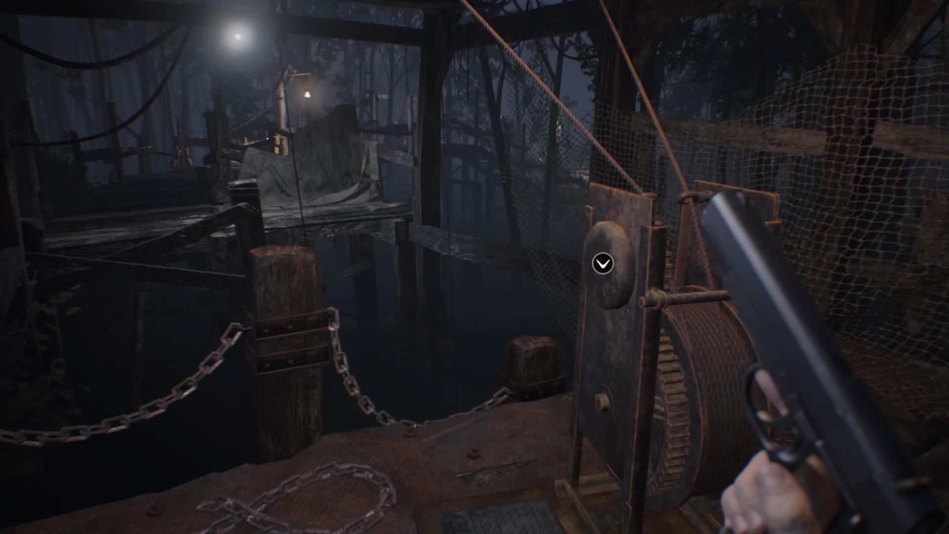 ผลการค้นหารูปภาพสำหรับ resident evil 7 boathouse