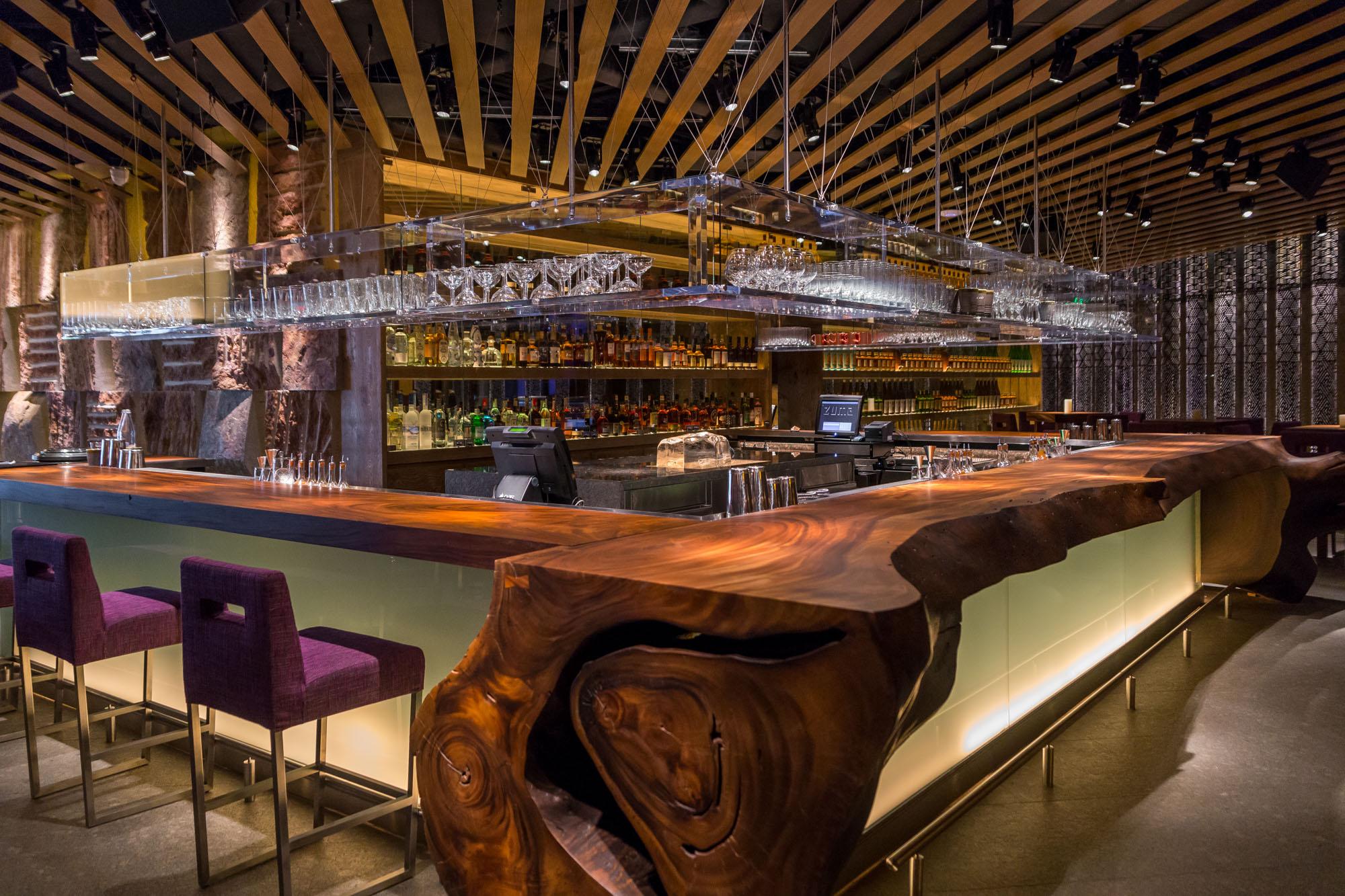 A First Look Inside Zuma Eater Vegas