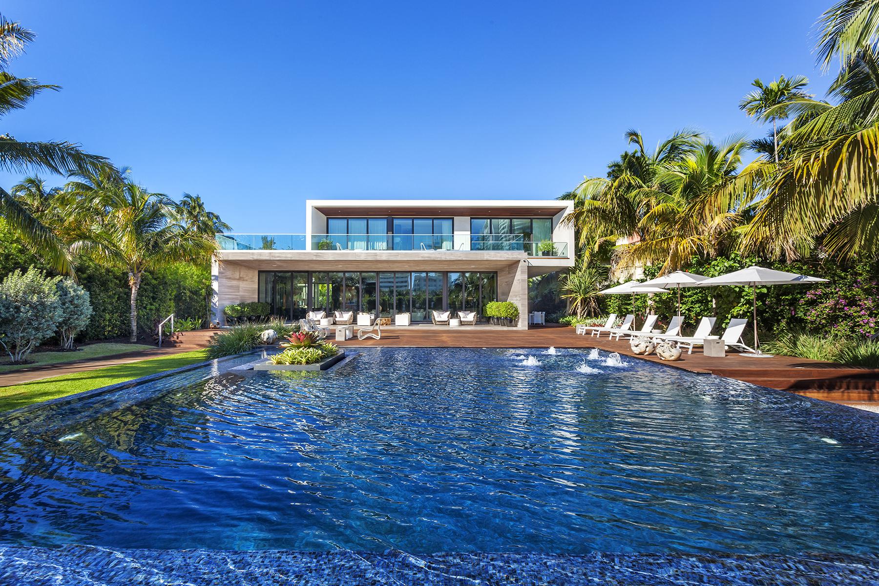 Golden Beach Miami Homes For Sale