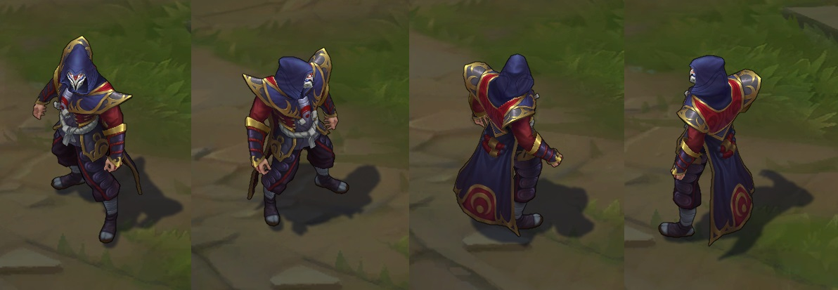 Blood Moon Talon: New Blood Moon Skins For Jhin, Diana, Talon And Twisted