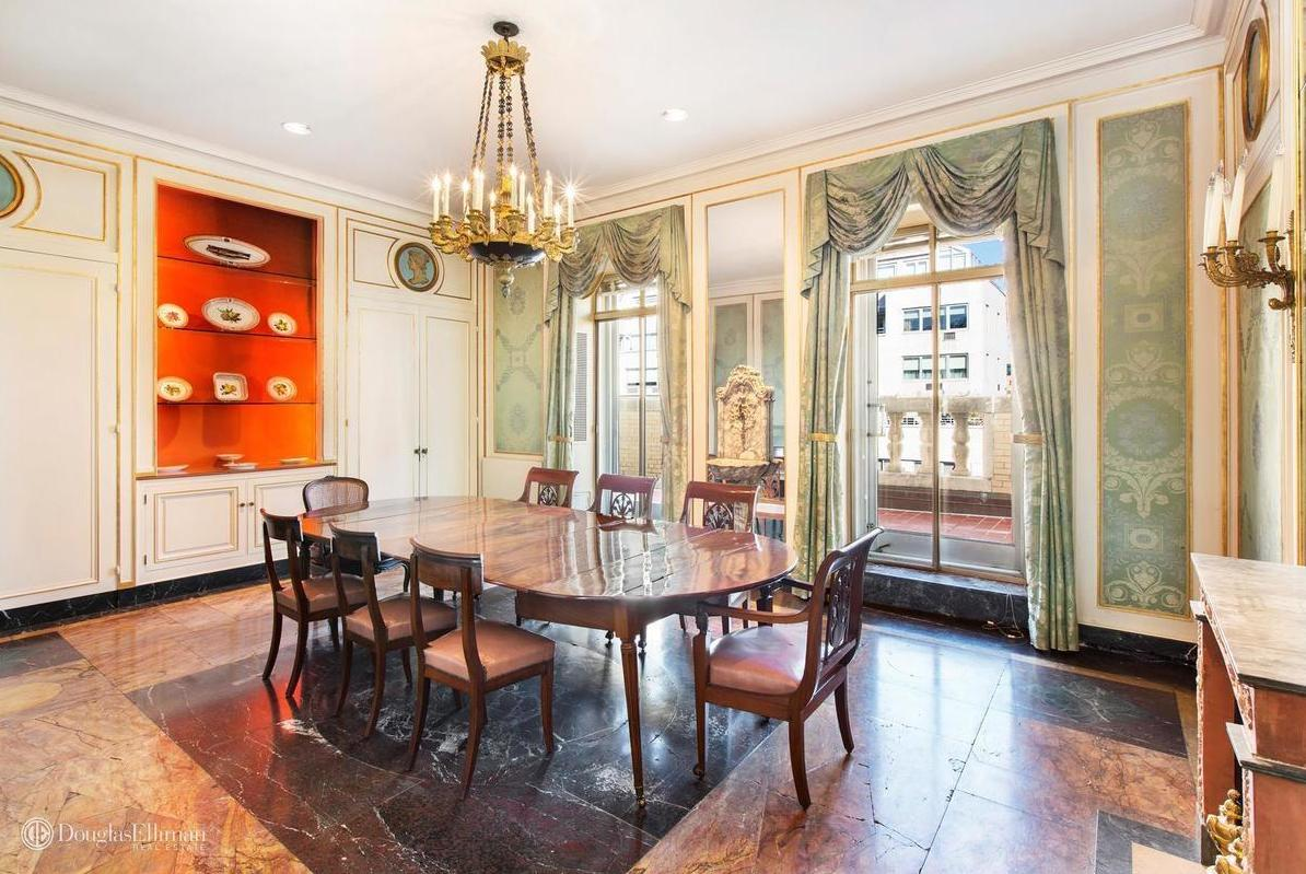 14m upper east side penthouse is a glorious fixer upper for Upper east side penthouses for sale