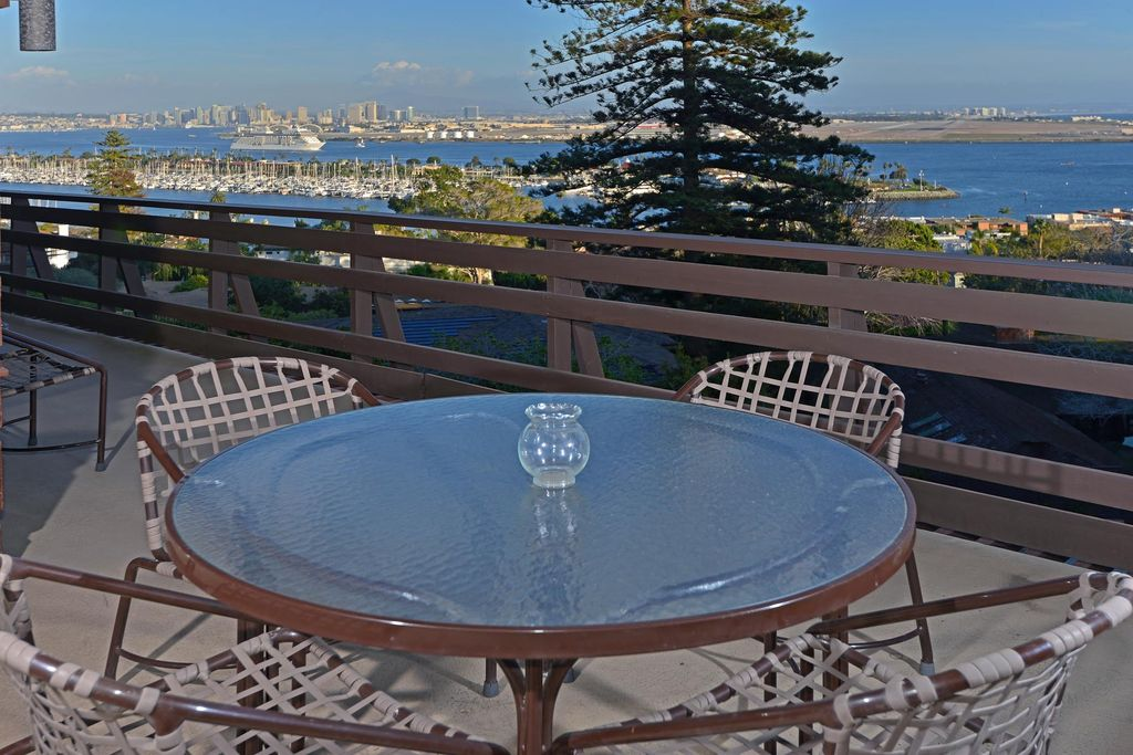Virtually Untouched Midcentury Overlooking The San Diego Bay Will Ask 2 5m Curbed