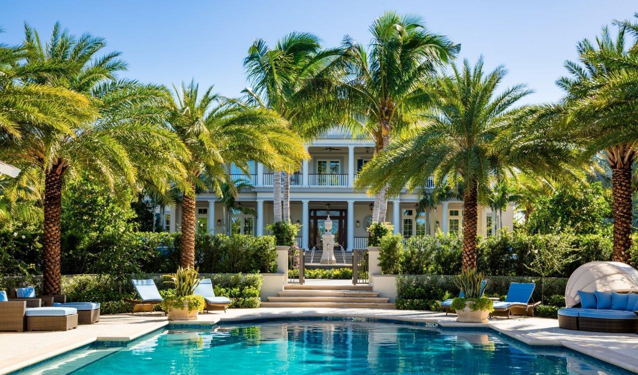 Tour The Exquisite Palm Beach Mansion That Just Sold For