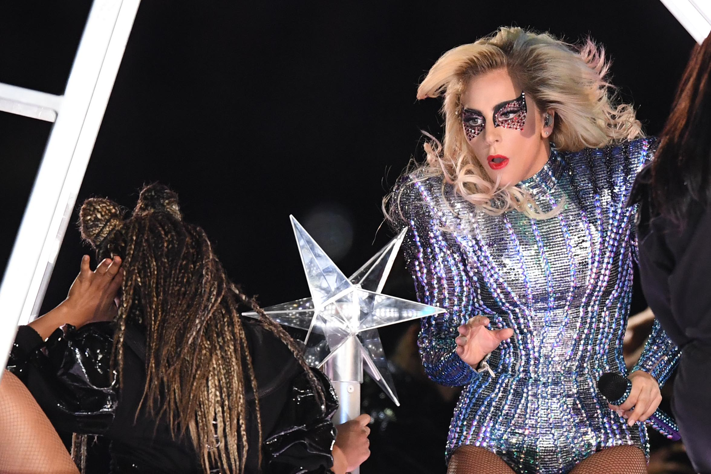 Lady Gaga lashes out at body shamers