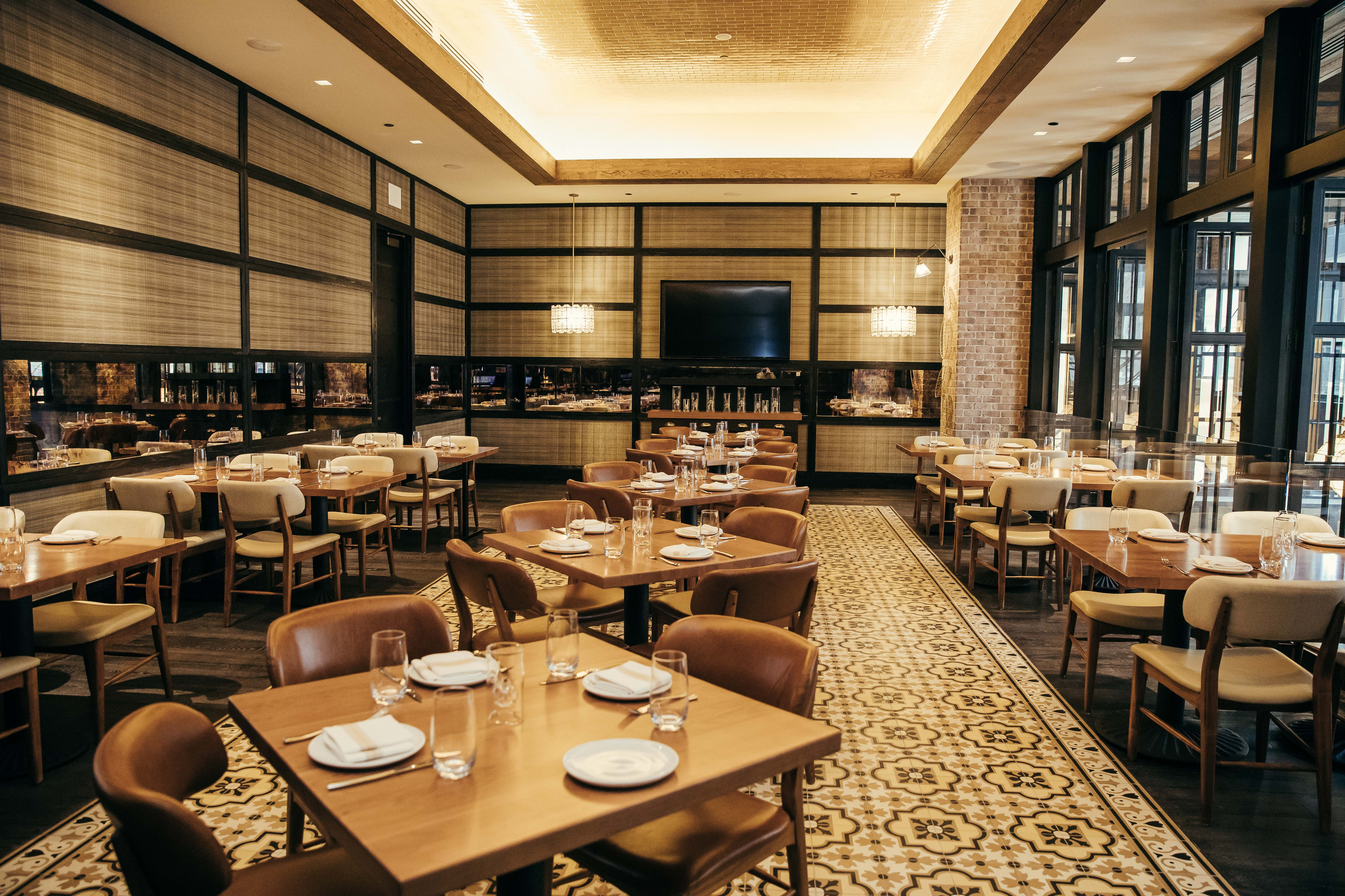 Look Inside Lionfish The Pendry San Go Hotel S Downtown Dining