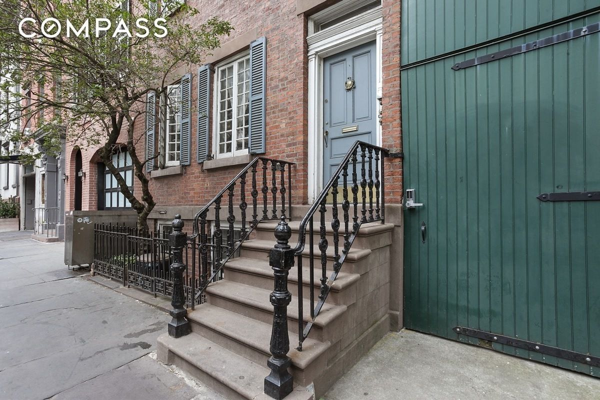 West village townhouse with english cottage vibes returns for West village townhouse for sale
