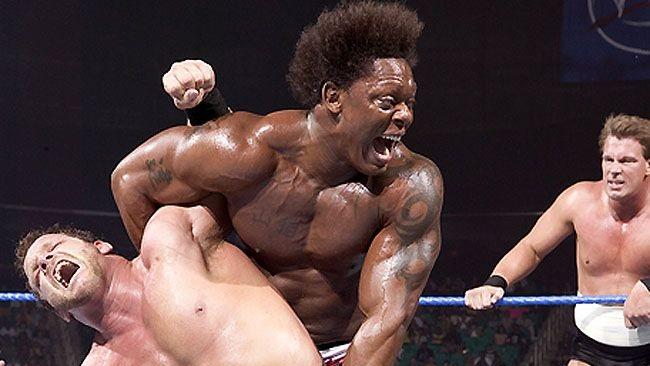 Black Gay Dude Wrestling