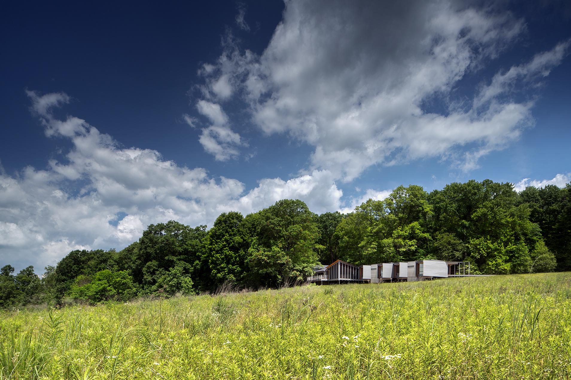 Frank Lloyd Wright S Fallingwater Institute Gets Sleek