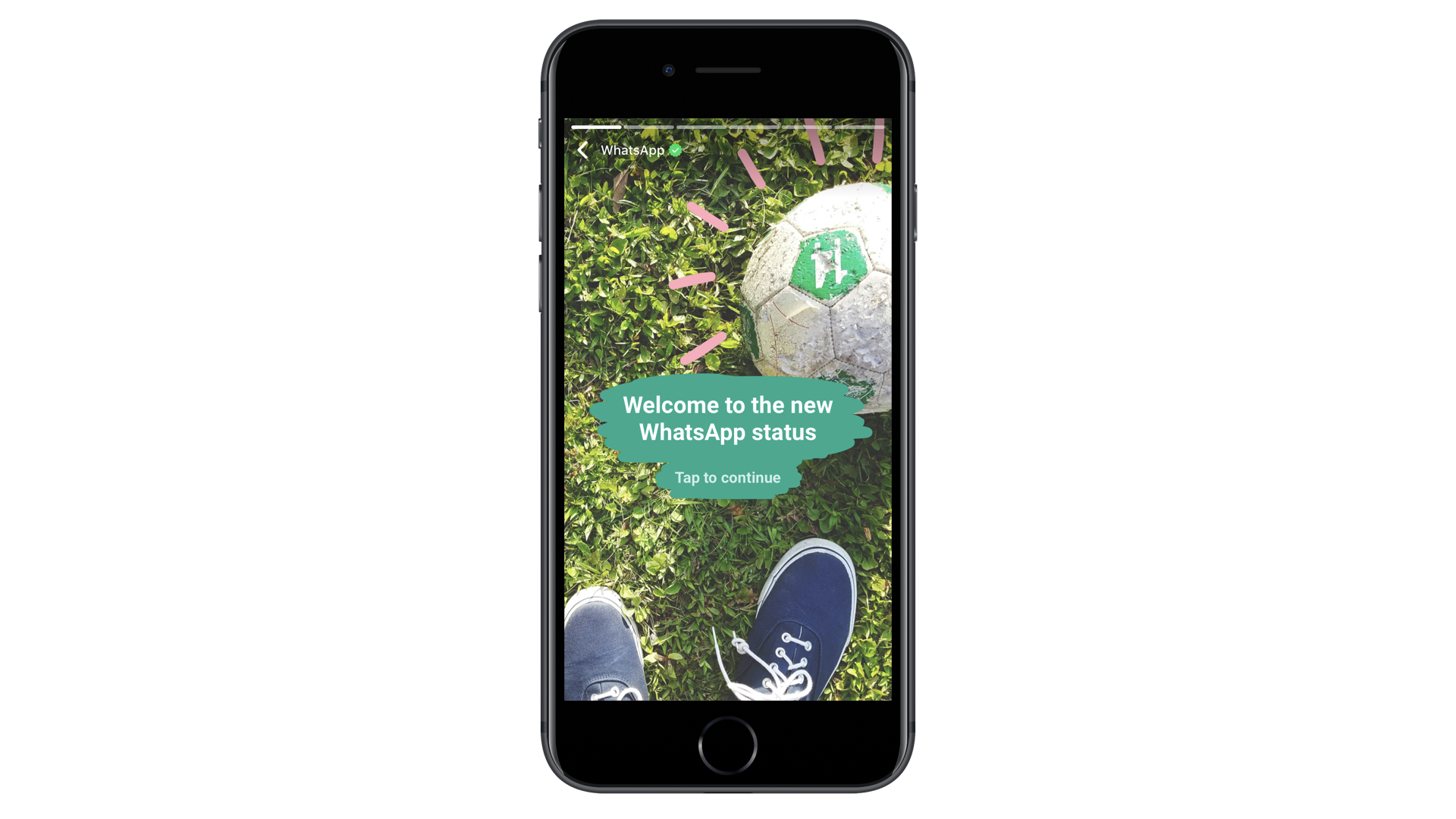 WhatsApp announces Status, its take on Snapchat Stories