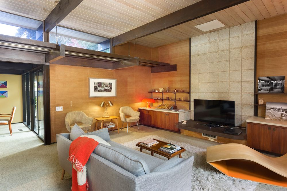 photo by cameron carothers courtesy of matthew berkleycrosby doe associates - Mid Century Living Rooms