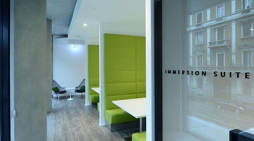Microsoft moves into herzog de meuron building in milan for Aggiunte alle suite modulari