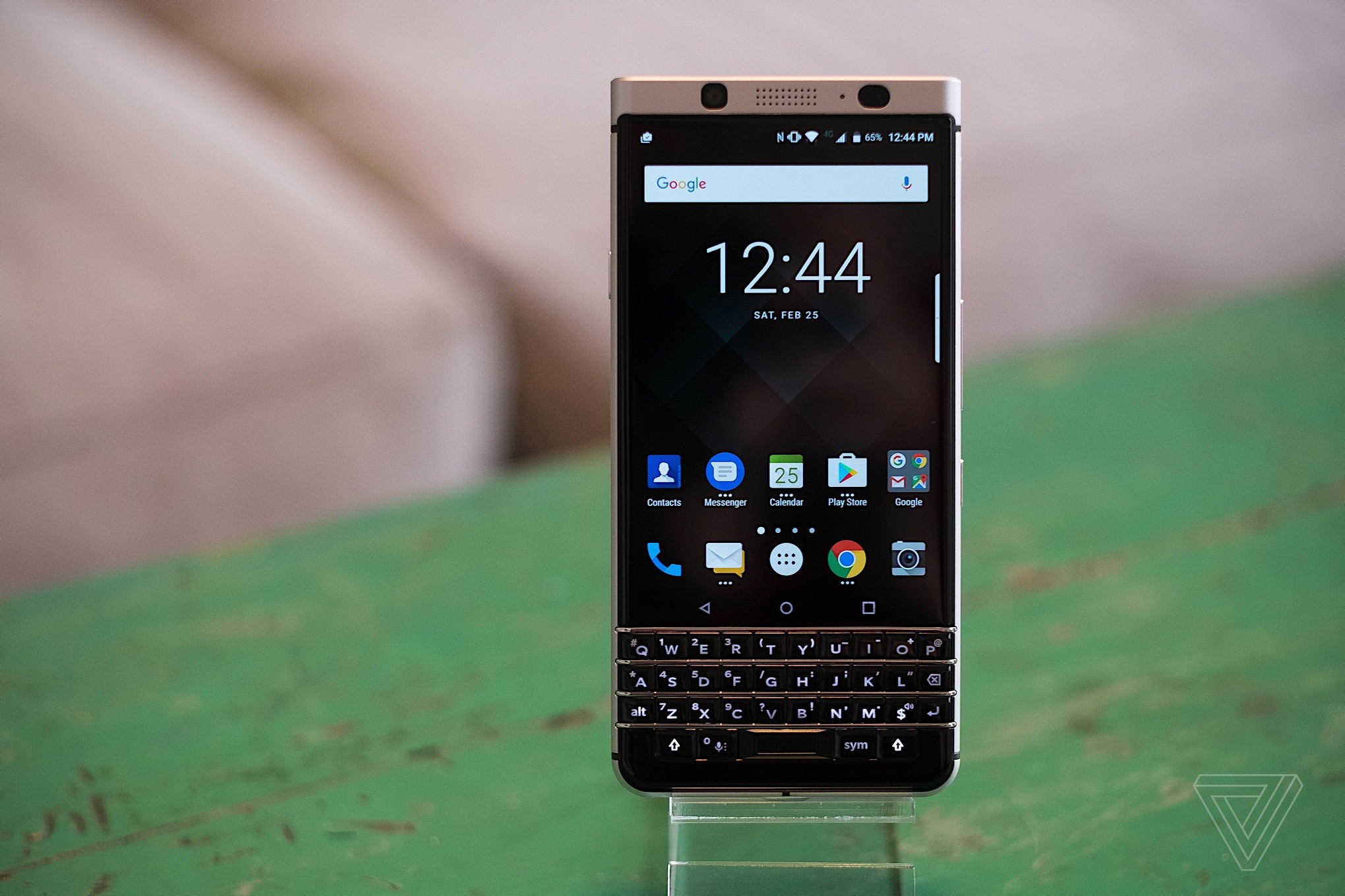 how to get blackberry priv key vibration stop