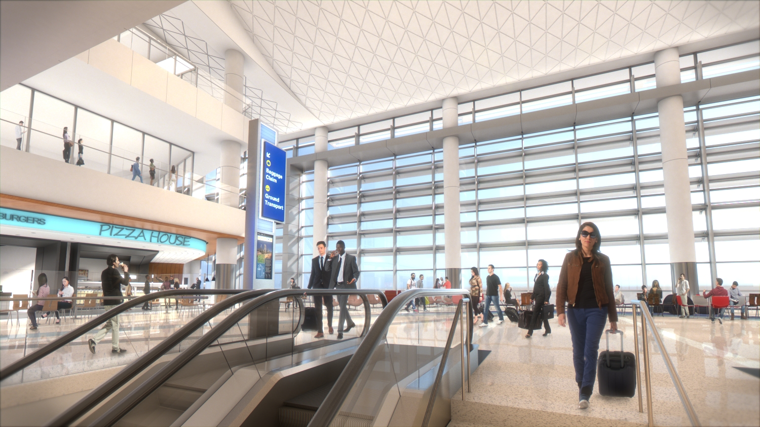 Ground Broken On New $1.6B Terminal At Los Angeles Airport