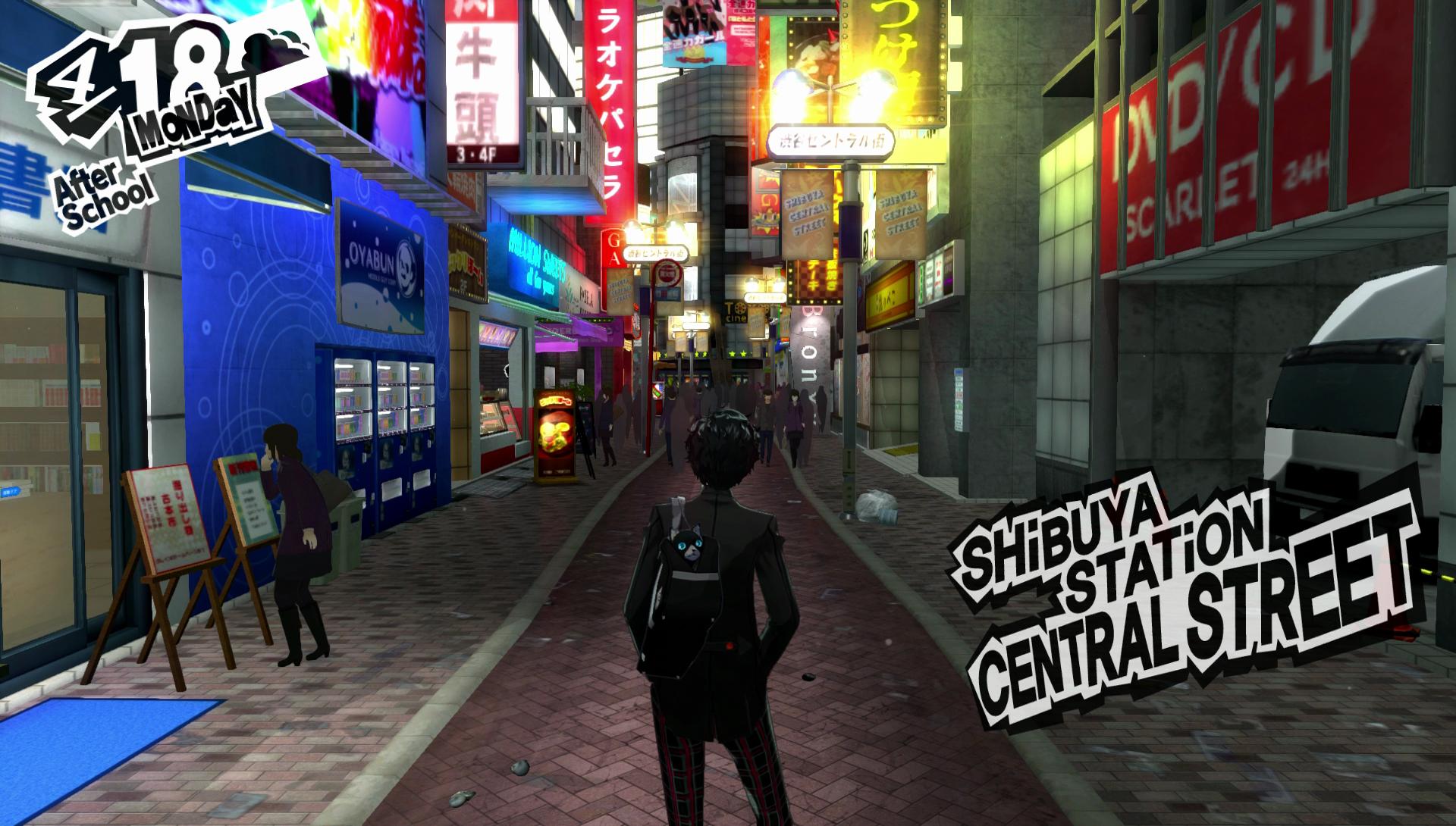 תוצאת תמונה עבור Persona 5