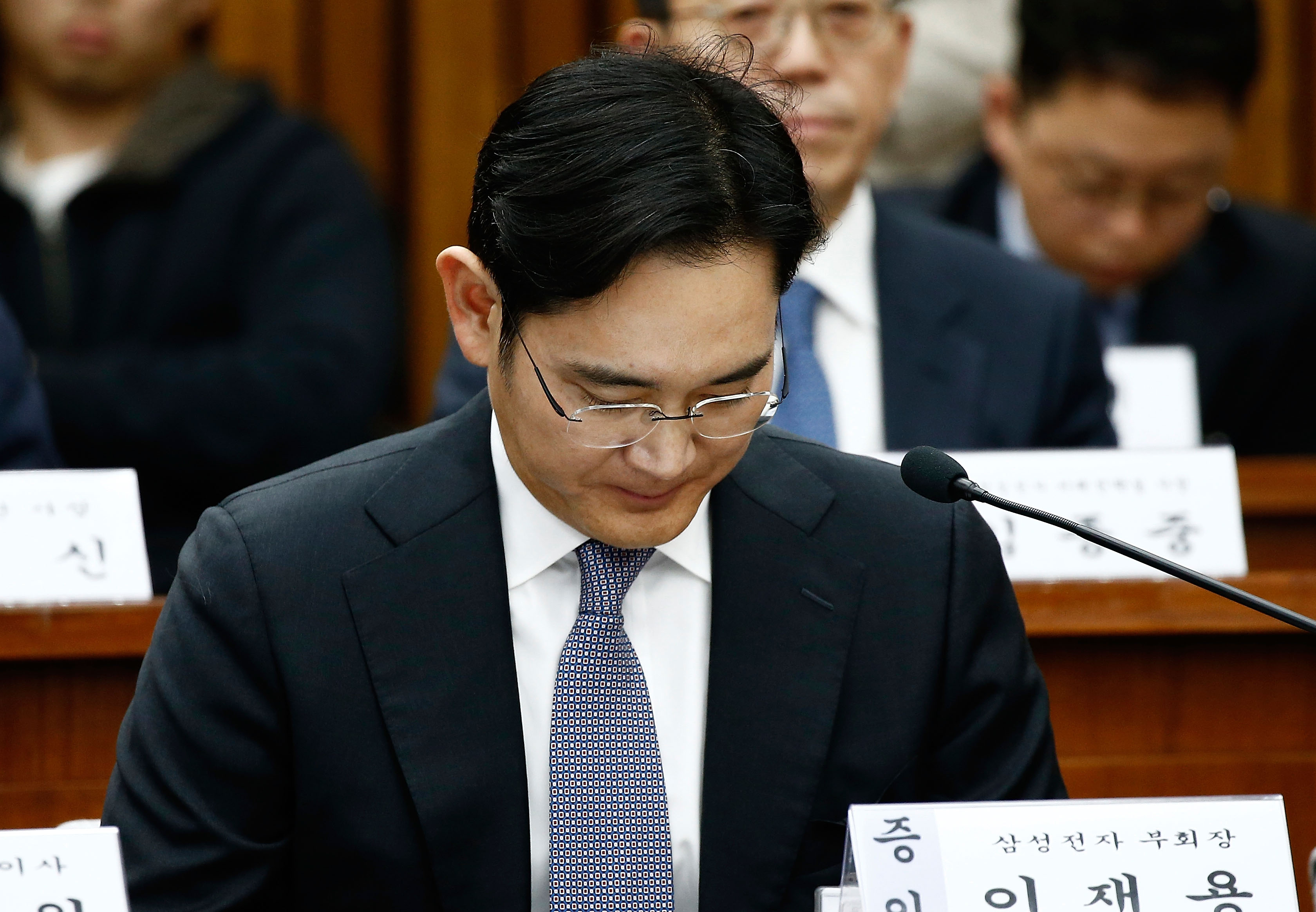 South Korean Parliament Holds Hearing Over Corruption Scandal Around Park's Confidante
