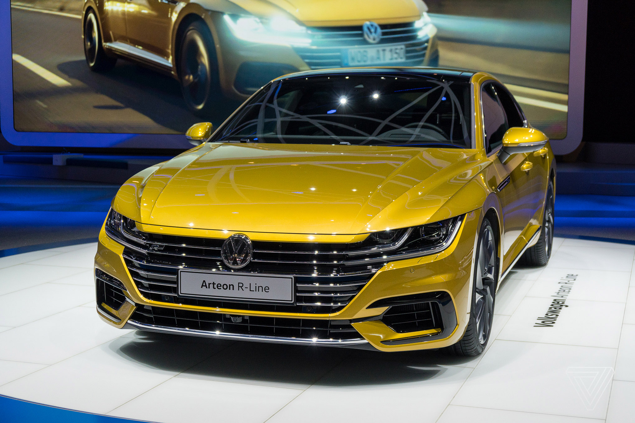 Volkswagen 39 S Latest Car Looks Like An Audi The Verge
