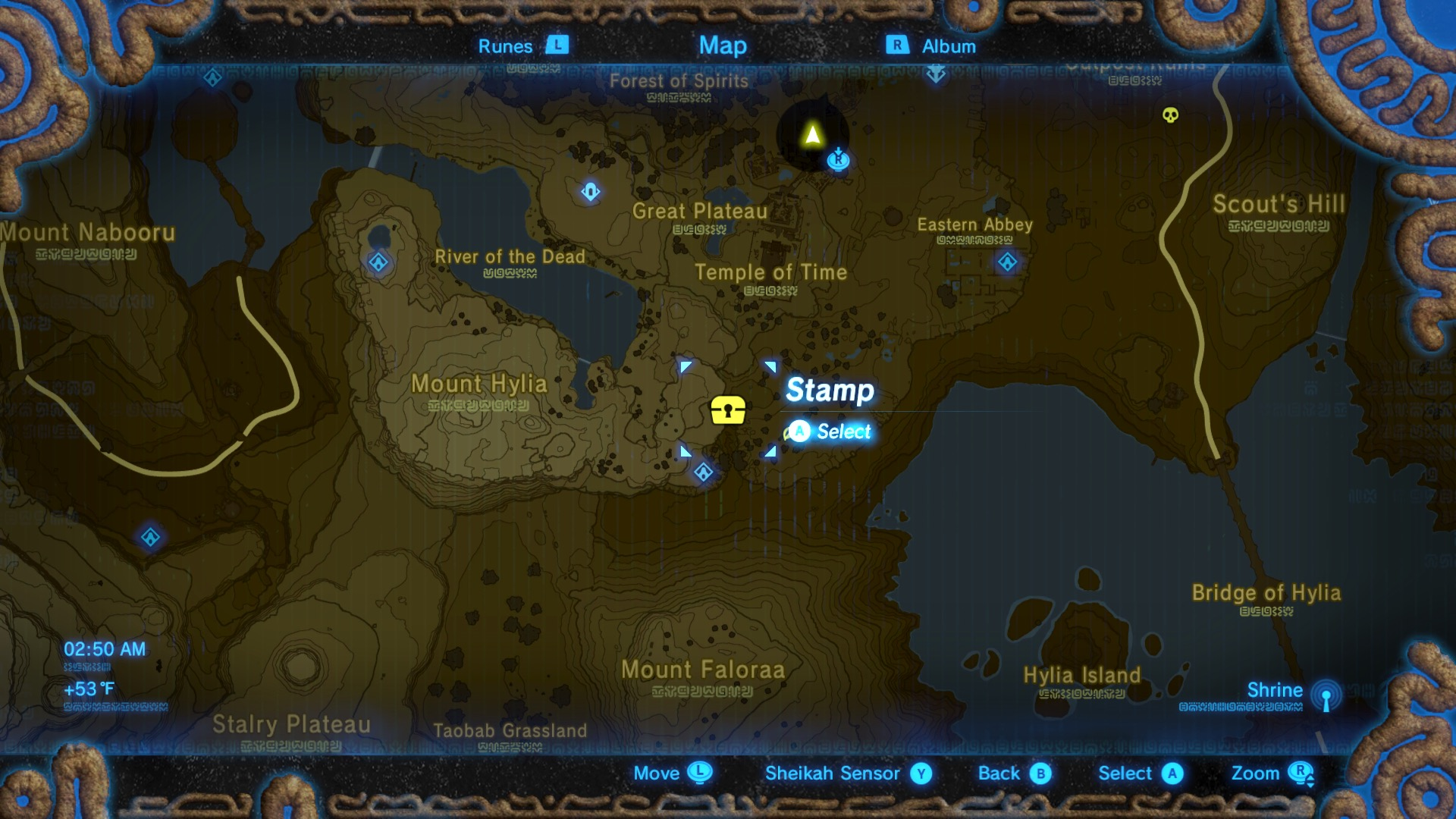 Breath Of The Wild Guide The Great Plateaus Secrets Hidden Items