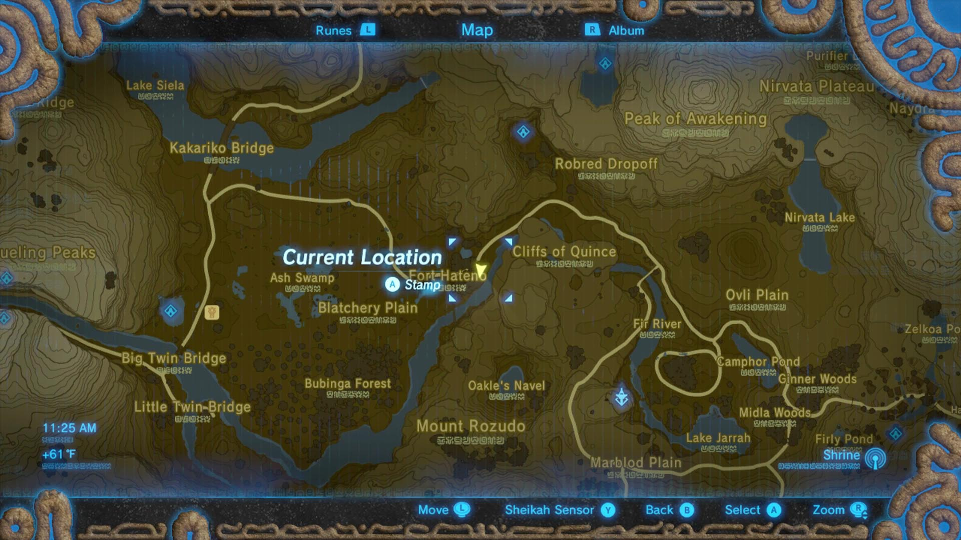Zelda Breath of the Wild guide: Kam Urog shrine (Cursed