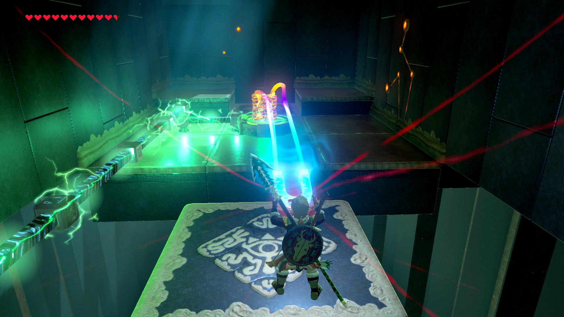 Zelda Breath Of The Wild Guide Dako Tah Shrine Puzzle Solutions Polygon To get there, the fastest way is to. dako tah shrine puzzle solutions