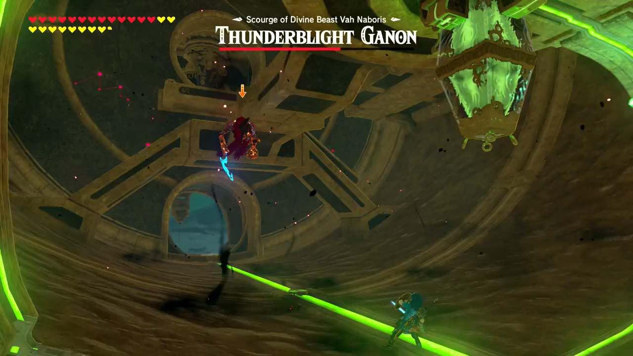 Thunderblight Ganon guide - Polygon