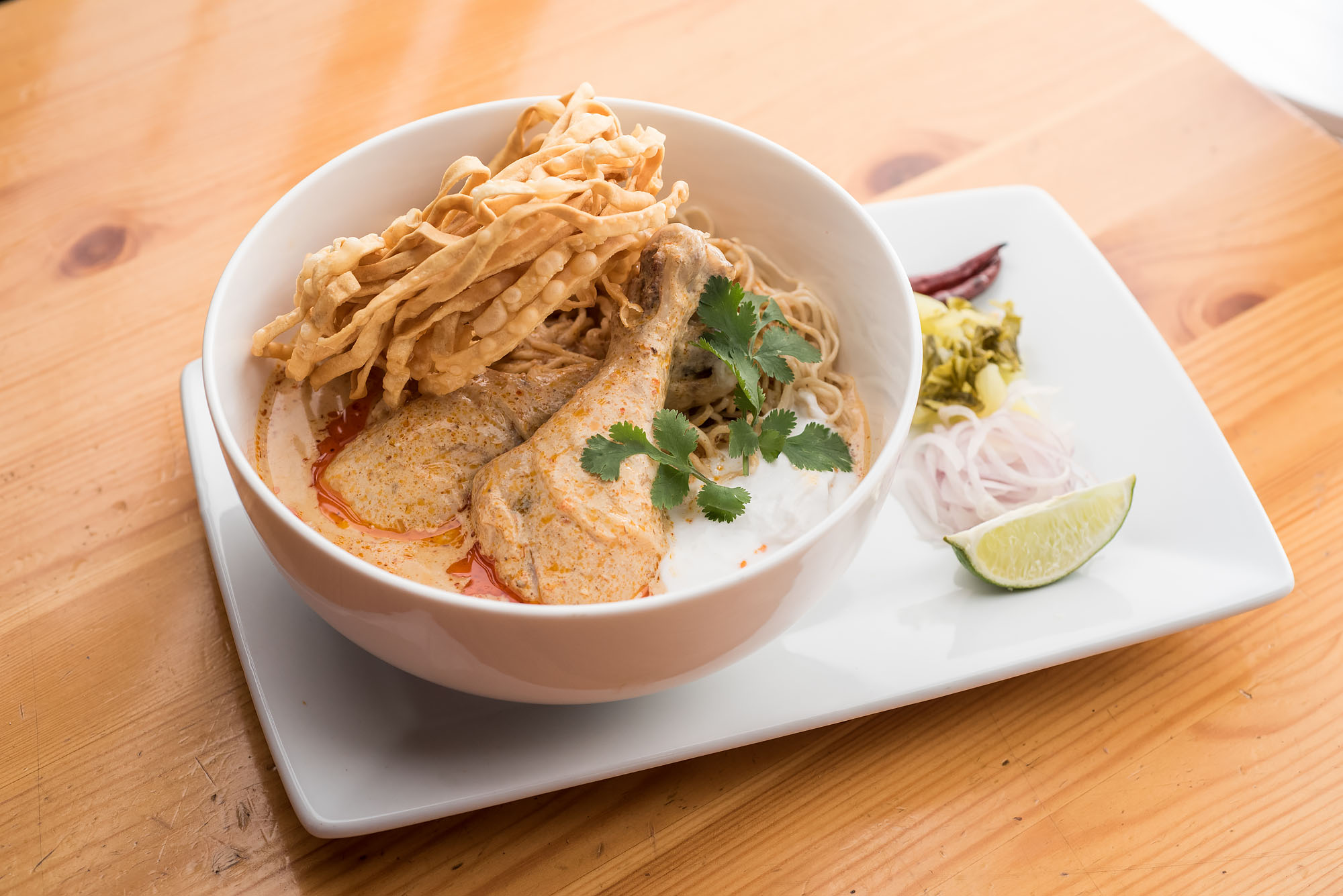 An iconic la thai restaurant passes the generational torch for Ayara thai cuisine menu