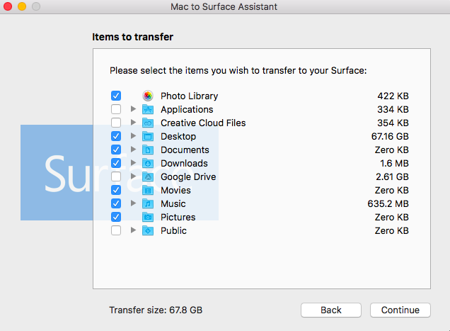 Mac-to-Surface Migration Tool Released
