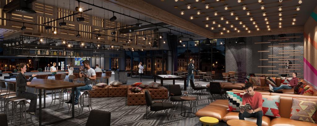 Midtown Atlanta Dual Branded Hotel Construction Gets