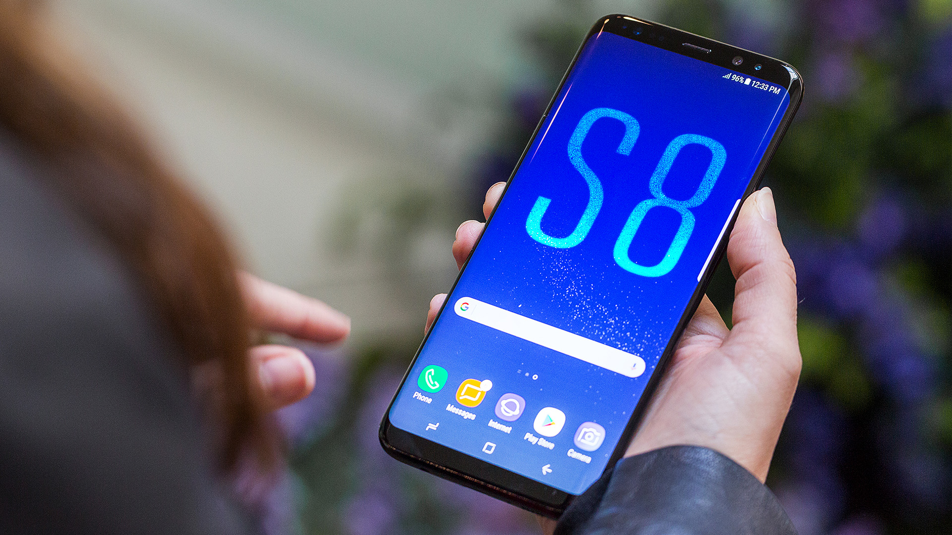 Samsung's Bixby in tough challenge to rivals