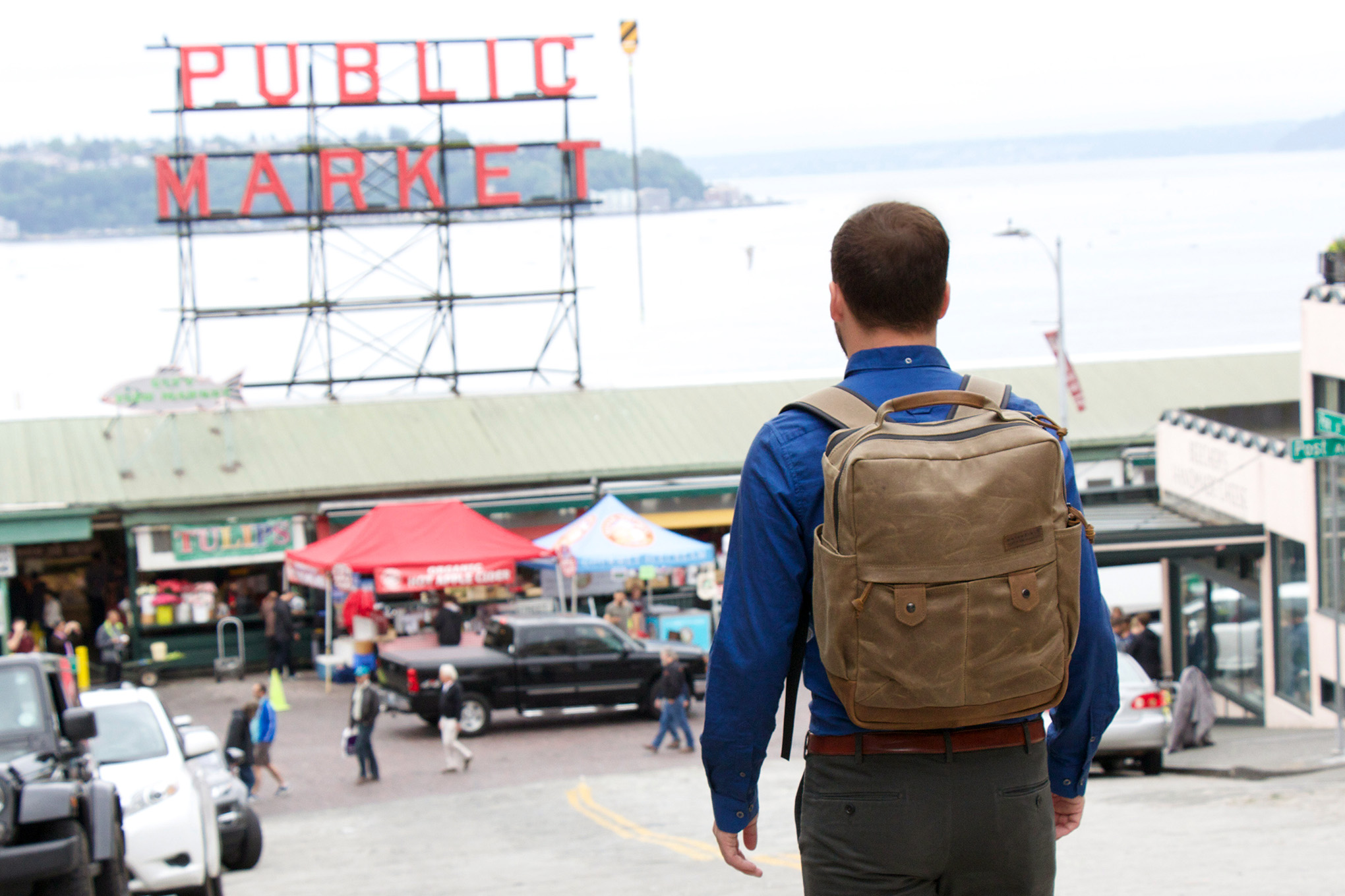 Waterfield Designs Bolt backpack