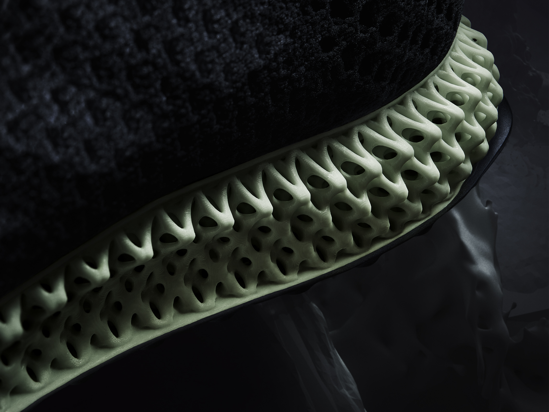 new concept 95b68 cb189 Adidas reveals the first 3D-printed shoe it ll mass-produce - The Verge
