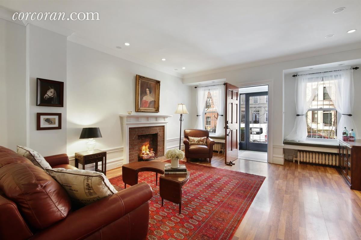 20th Century Prospect Lefferts Gardens Home With Pool Asks