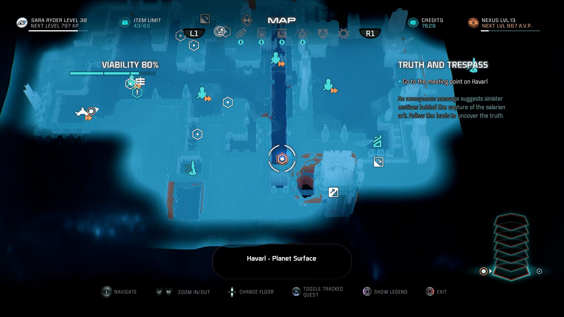 Mass Effect Andromeda Guide Truth And Trespass Allies And
