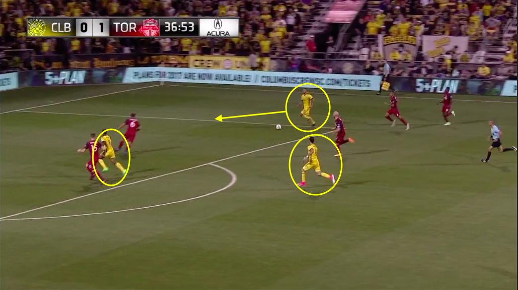 anatomy of a goal ola kamara s equalizer   massive report
