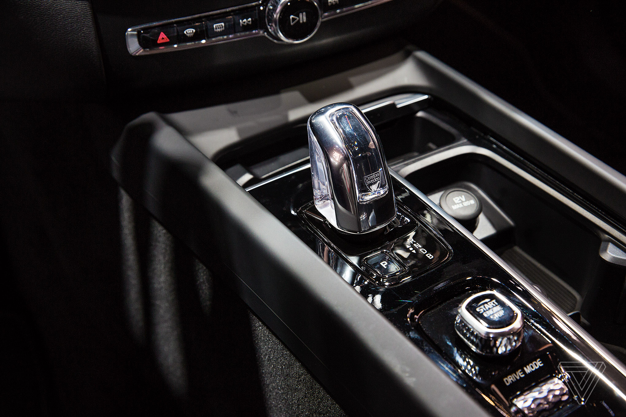 Here Are All The Wacky Gear Shifters From The New York Auto Show The Verge