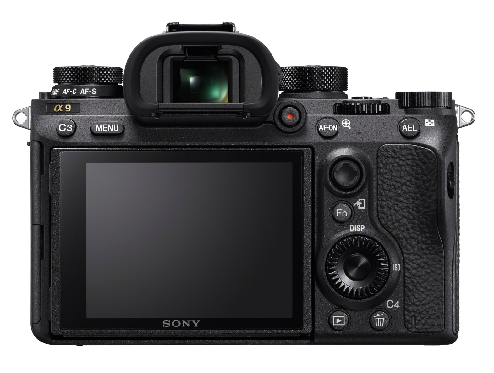 Sony A9 targets sports snappers with 20 fps shooting