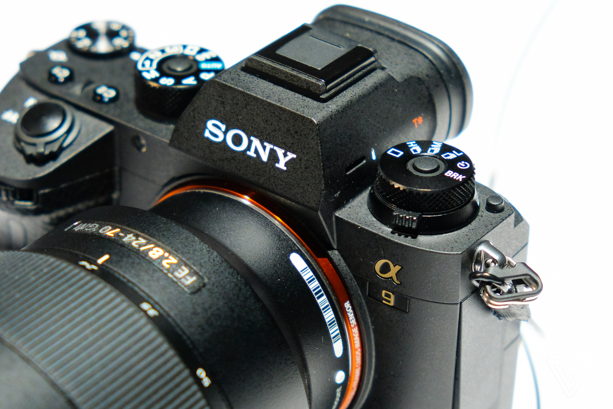 Sony\'s new A9 camera is a full-frame mirrorless with ludicrous speed ...