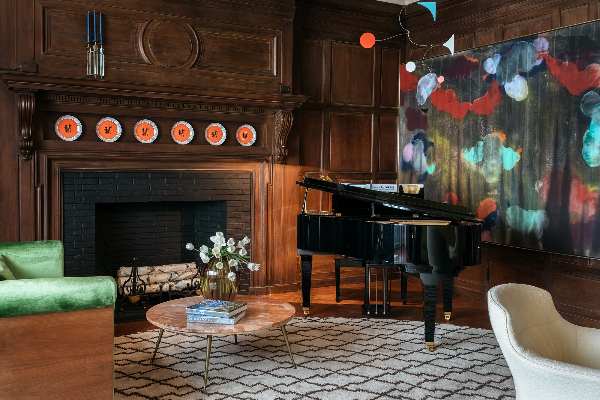 Inside The  Kips Bay Decorator Show House Curbed NY - Show houses interior design