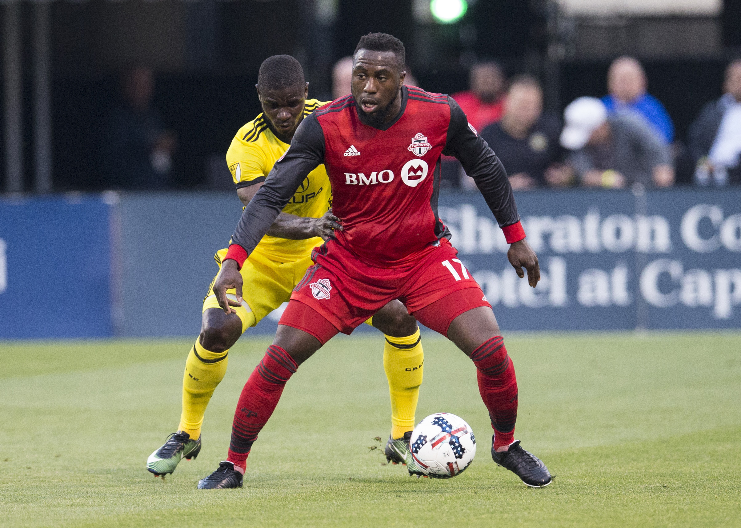 Giovinco, Hagglund to miss time for TFC