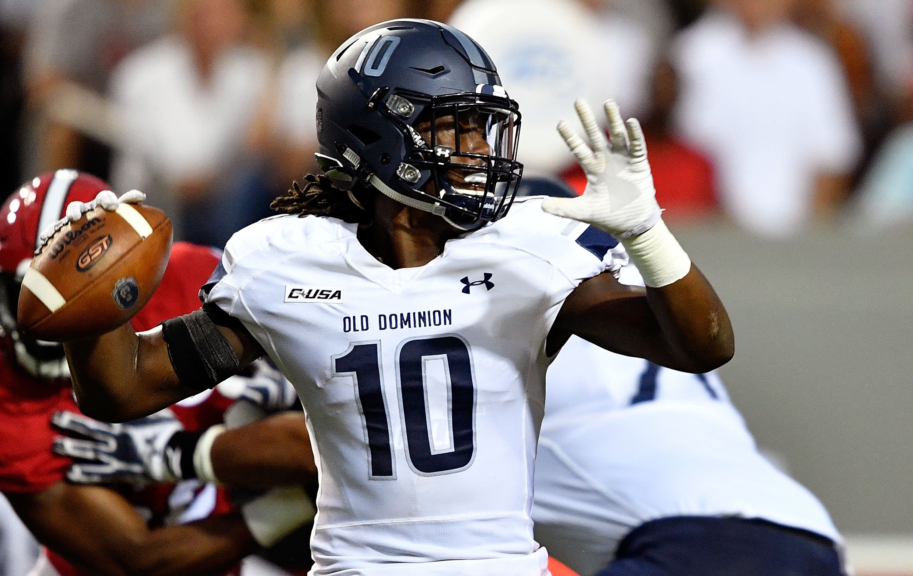 Liberty football paying over $1 million to host ODU in 2018