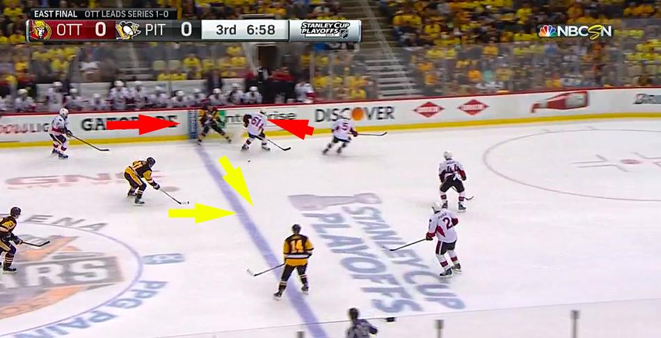 National Hockey League playoffs: Penguins vs. Senators Game 4