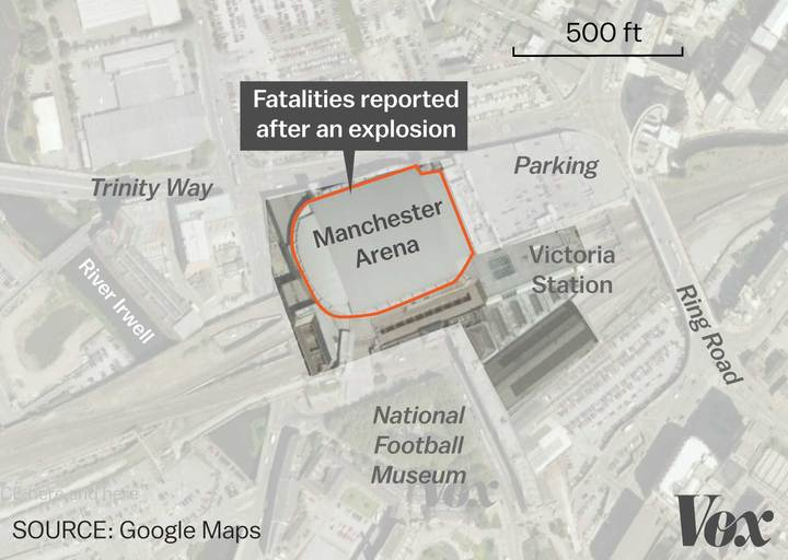 Manchester Concert Explosion What We Know So Far  Vox